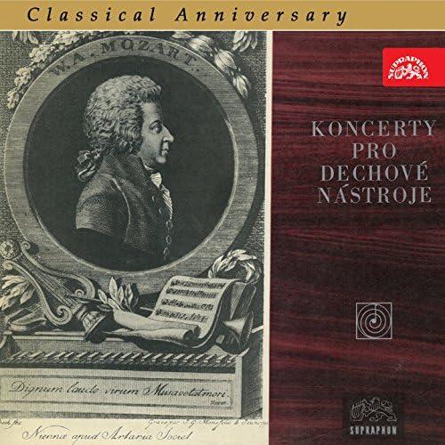 Géza Novák, Karel Patras, Libor Pešek, Chamber Harmonia Orchestra, Prague Symphony Orchestra