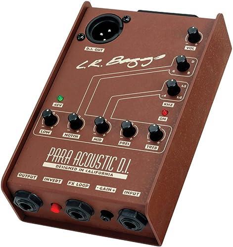 2021 LR high quality Baggs Para high quality Acoustic D.I. outlet online sale