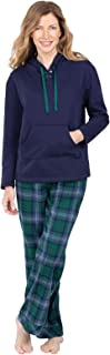 Womens Pajamas Soft Cotton - Winter Pajamas for Women