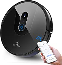 amarey A900 Smart Navigating Robotic Vacuum Cleaner ,Robot Vacuum for Pet Hair, Visual Mapping, Wi-Fi Connected, Works wit...
