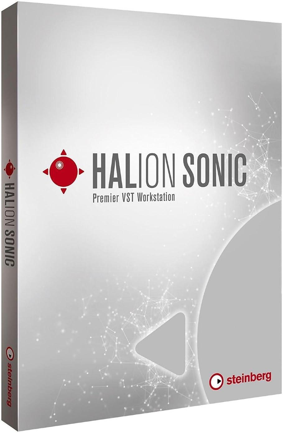 びっくりしたカウンターパートペストリーSteinberg HALion Sonic 3 Academic Package Ver. [並行輸入品]