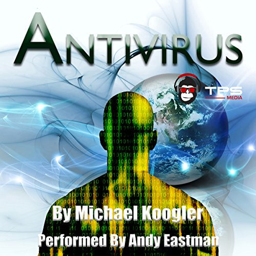 Antivirus audiobook cover art