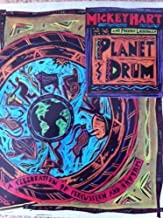 Planet Drum/Book With Compact Disk
