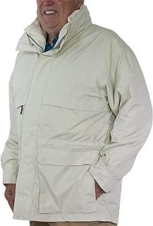 Stormtech Mens TPX-2 3 in 1 Water Resistant Parka Coat Birch, X-Large