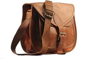 Handmadecraft 23cm X 18cm Brown ,Genuine Leather Women's Bag /Handbag / Tote/purse/ Shopping Bag