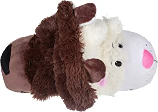 """Best FlipaZoo 16"""" Plush 2-in-1 Pillow - Chocolate Labrador Transforming to White Cat (The Toy That Flips for You) Reviews"""