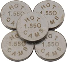 Hot Cams 5PK948155 Dirt Bike Shim Kit, 5 Pack