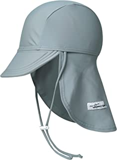 VAENAIT BABY Infant & Kids Unisex Boys & Girls Sun Protection Sporty Flap Swim hat UV Flap Cap