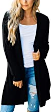 Best womens long cardigan sweater coat for sale Reviews