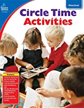 Carson-Dellosa Circle Time Activities Resource Book, Pre-K (Early Years)