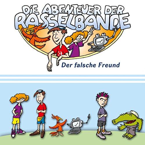 Die Abenteuer der Rasselbande audiobook cover art