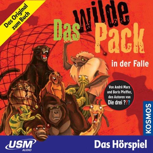Das wilde Pack in der Falle Titelbild