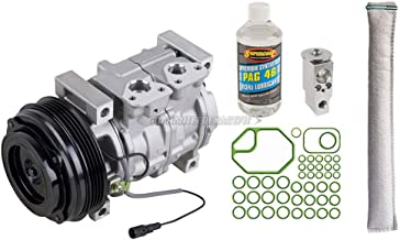 For Suzuki Vitara 2004 AC Compressor w/A/C Repair Kit - BuyAutoParts 60-80458RK New