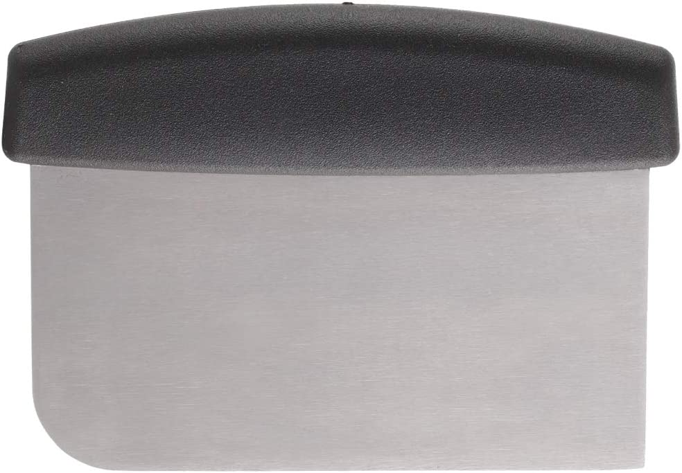 Durable Household Stainless Steel Cutting Price reduction Dough Scraper Limited price Griddle
