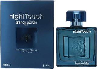 Night Touch by Franck Olivier - perfume for men - Eau de Toilette, 100ml
