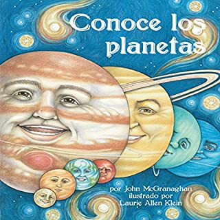 Conoce los Planetas [Meet the Planets] cover art