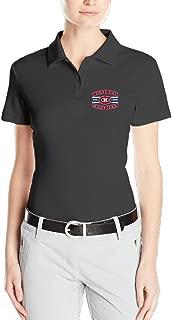 MZONE Women's Montreal Ice Hockey Club Logo Cool Polo Short-Sleeve T-Shirt