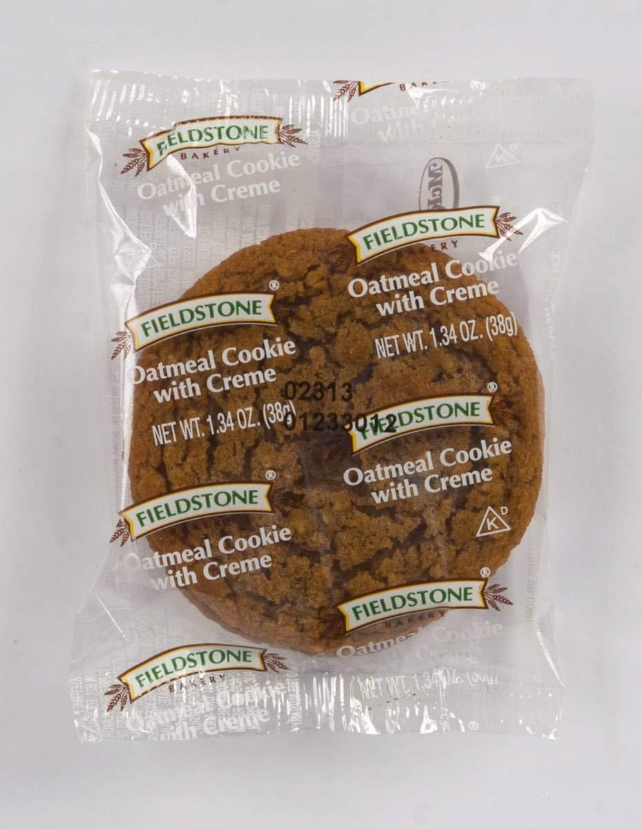 Fieldstone Bakery Super sale period limited Oatmeal Fresno Mall Creme Pie 192 per case. --