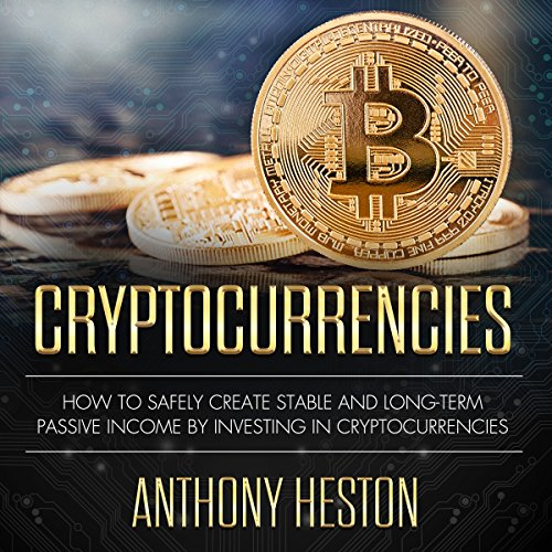Cryptocurrencies audiobook cover art
