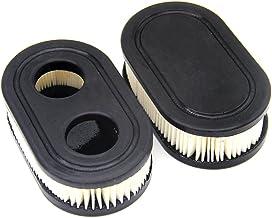 AISEN 2x Luftfilter mit Vorfilter Ersetzt Briggs /& Stratton 798452 798339 593260 575 EX 550E 550 EX