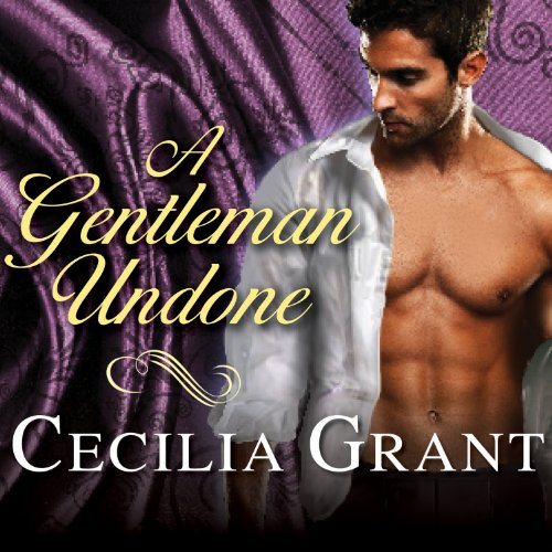 A Gentleman Undone audiobook cover art