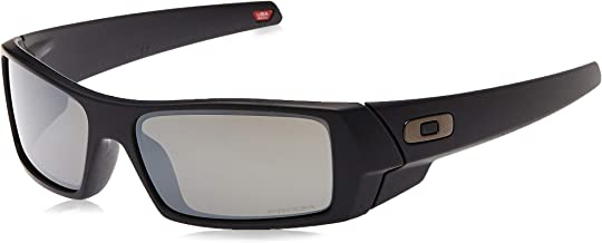Oakley Men's Oo9014 Gascan Rectangular Sunglasses