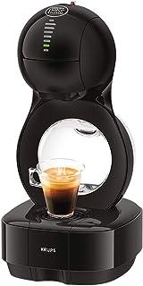 Krups 克鲁伯 Nescafé 雀巢系列 DolceGusto Lumio KP1308 全自动胶囊咖啡机 15 bar压力萃取/自动定量加水/Flow-Stop停止技术/1.0L水箱