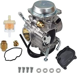 Yomoly Carburetor Compatible with Arctic Cat Bearcat 454 1996 1997 1998 Replacement Carb