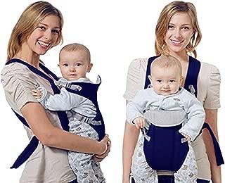 Arancione KISSION 4-16 Mesi Cotone Multifunzionale Marsupio confortevole Bretelle Per neonato