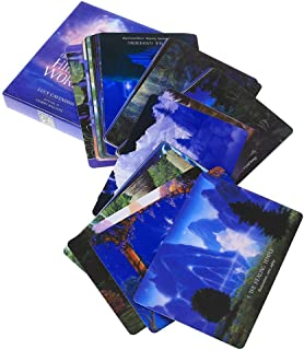 Oracle of the Hidden Worlds Tarot Card Divination Fate Entertainment Table Board Deck Games Holiday Family Party Gift Spel...