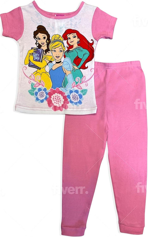 GIRLS PRINCESS PANT SETS