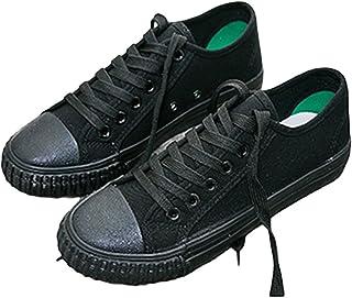 [美しいです] スニーカー ズック靴 レディース メンズ シューズ フラットシューズ 春 夏 秋 和風 パンプス 男女皆可