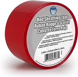 Best ipg red sheathing tape Reviews