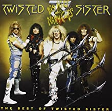 Big Hits & Nasty Cuts: Best of by Twisted Sister (1992-05-03)