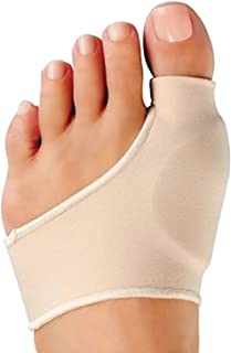 Bunion Corrector and Bunion Relief Gel Pad Big Toe Brace Cushion Hammer Toe Pain and Inflammation Relief Unisex Bunion Guard Shield Fits Inside Socks and Shoes to Correct and Align Bones in Feet