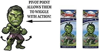 Hulk Wiggler 1 pack air freshener Vanilla x 2 unit