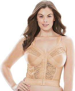 4f954628df Comfort Choice Women s Plus Size Easy Enhancer Longline Posture Bra
