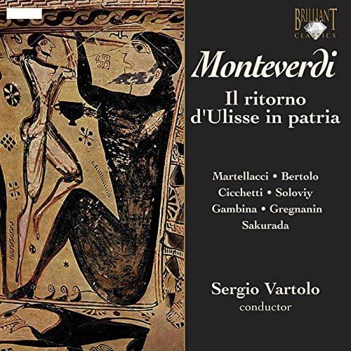 Gabriella Martellacci, Davide Cicchetti, Loris Bertolo, Sergio Vartolo & Sergio Vartolo's Opera Orchestra