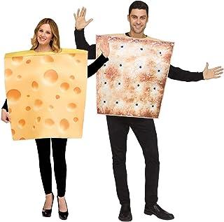 チーズ クラッカー カップル おもしろ 仮装 CHEESE & CRACKER [並行輸入品]