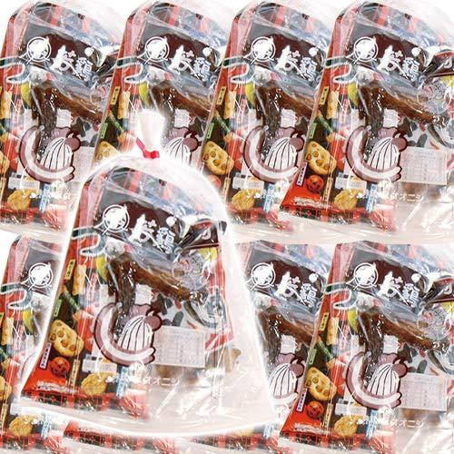 広島名物!せんじ肉と若鳥の手羽 ブロイラー入りおつまみお菓子袋詰め 20袋セット 詰め合わせ 駄菓子 おかしのマーチ