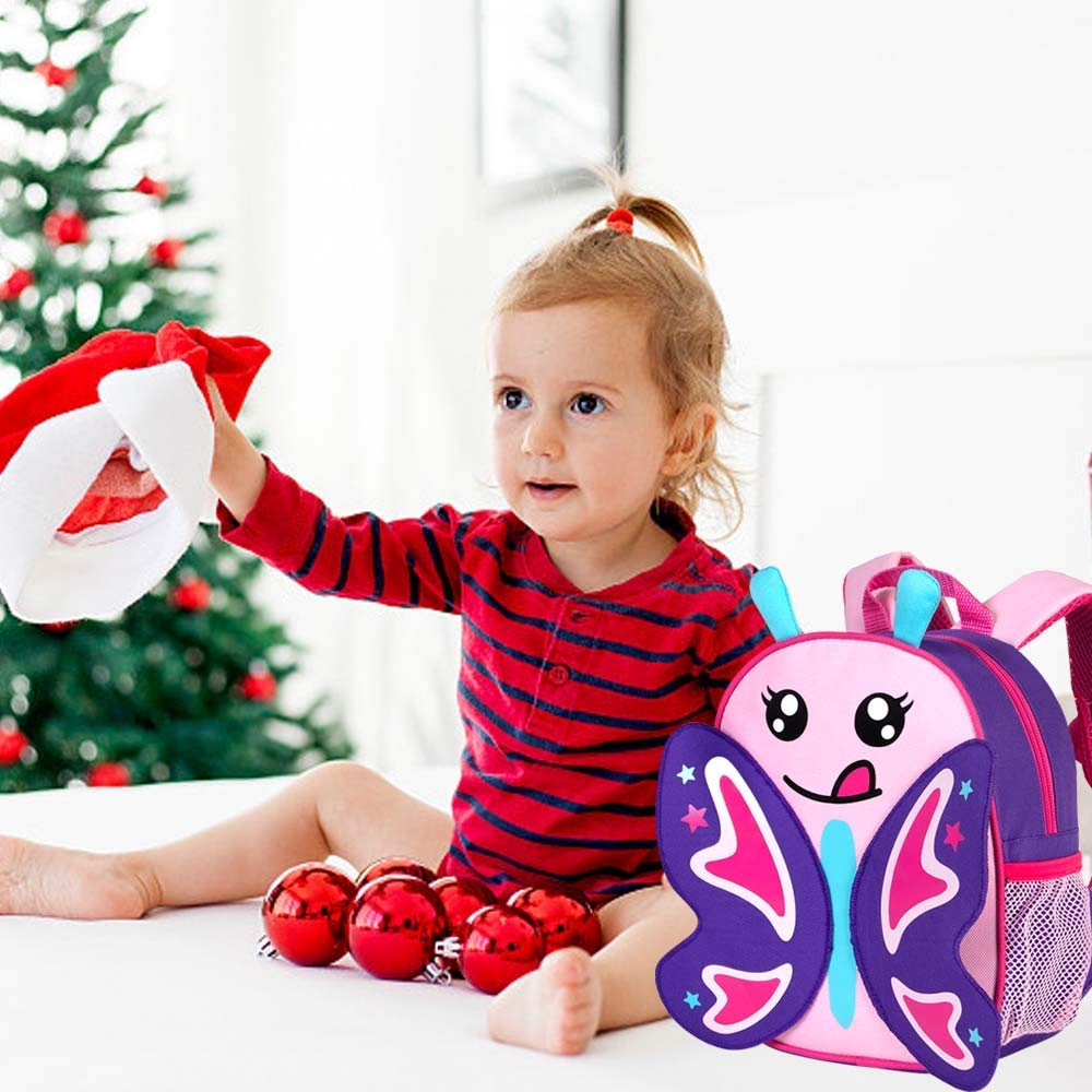 Toddler Backpack with Leash, 9.5