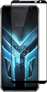 Wuzixi Asus ROG Phone 3 ZS661KS Screen Protector. [Full Coverage] [9H Hardness] HD transparent scratch-resistant tempered ...