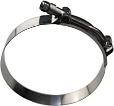 4 bolt hose clamp