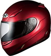 オージーケーカブト(OGK KABUTO)バイクヘルメット フルフェイス FF-R3 シャイニーレッド L (頭囲 59cm~60cm未満)