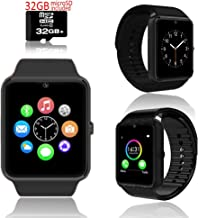 inDigi 2-in-1 GSM+WCDMA Unlocked! GT8 Smart Watch & Phone w/Camera + Free 32GB microSD