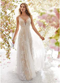 hot sale online 01da5 91443 Suchergebnis auf Amazon.de für: Strand - Brautkleider ...