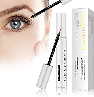Eyelash Growth Serum Lash Enhancing Serum, Eyelash/Eyebrow Advanced Enhancer and Booster Nourish Damaged Lashes and Boost Rapid Growth for Any Kind of Lash and Brow in 20 Days