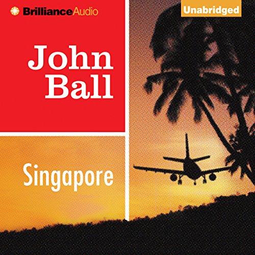 Singapore audiobook cover art