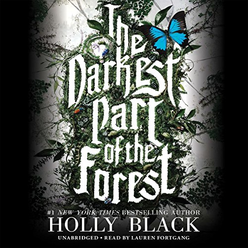 The Darkest Part of the Forest audiobook cover art