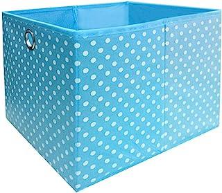 WPCASE Boite De Rangement Tissu Panier Tissu Panier De Rangement Cube De Rangement Tissu Paniers De Rangement Petit Panier...